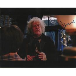 JOHN HURT SIGNED HARRY POTTER 8X10 PHOTO (1)