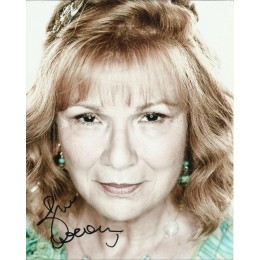 JULIE WALTERS SIGNED HARRY POTTER 10X8 PHOTO (2)