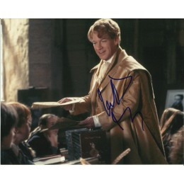 KENNETH BRANAGH SIGNED HARRY POTTER 8X10 PHOTO