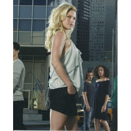 ALI LARTER SIGNED SEXY HEROES 10X8 PHOTO (2)