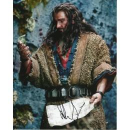 RICHARD ARMITAGE SIGNED THE HOBBIT 8X10 PHOTO (2)