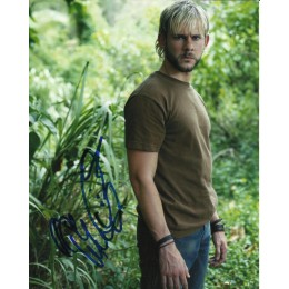 DOMINIC MONAGHAN SIGNED LOST 8X10 PHOTO (1)