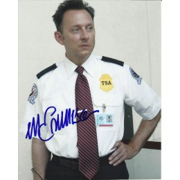 MICHAEL EMERSON SIGNED LOST 8X10 PHOTO (2)