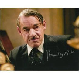 ROGER LLOYD PACK SIGNED HARRY POTTER 8X10 PHOTO (2)