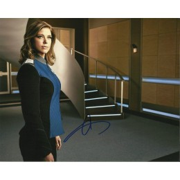 ADRIANNE PALICKI SIGNED THE ORVILLE 10X8 PHOTO (3)