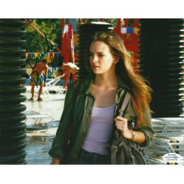 DANIELLE PANABAKER SIGNED 10X8 PHOTO ALSO ACOA CERTIFIED