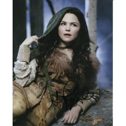 GINNIFER GOODWIN SIGNED ONCE UPON A TIME 10X8 PHOTO (3)