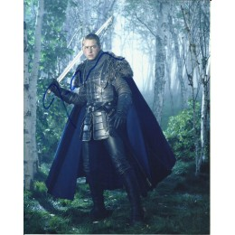 JOSH DALLAS SIGNED ONCE UPON A TIME 8X10 PHOTO (2)