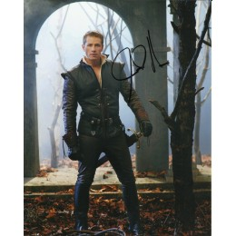 JOSH DALLAS SIGNED ONCE UPON A TIME 8X10 PHOTO (3)