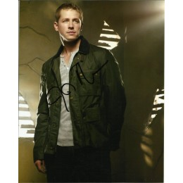 JOSH DALLAS SIGNED ONCE UPON A TIME 8X10 PHOTO (4)
