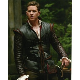 JOSH DALLAS SIGNED ONCE UPON A TIME 8X10 PHOTO (5)