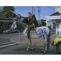JOSH DALLAS SIGNED ONCE UPON A TIME 8X10 PHOTO (6)