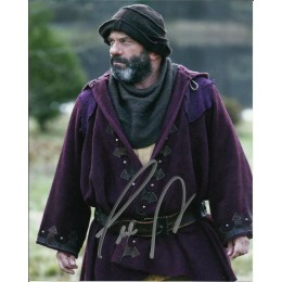 LEE ARENBERG SIGNED ONCE UPON A TIME 8X10 PHOTO