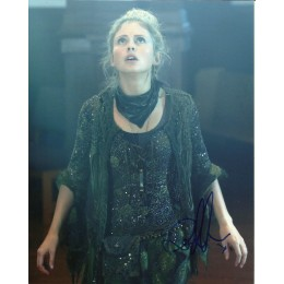 ROSE McIVER SIGNED ONCE UPON A TIME 10X8 PHOTO (1)