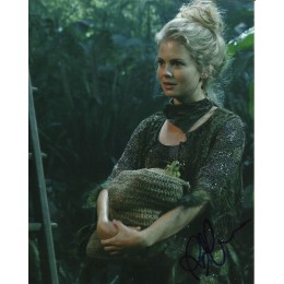 ROSE McIVER SIGNED ONCE UPON A TIME 10X8 PHOTO (2)