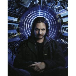 AARON STANFORD SIGNED 12 MONKEYS 8X10 PHOTO