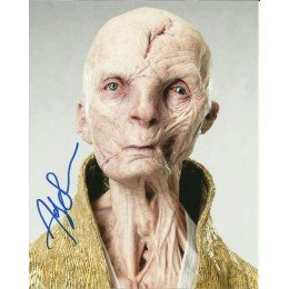 ANDY SERKIS SIGNED STAR WARS 8X10 PHOTO (1)