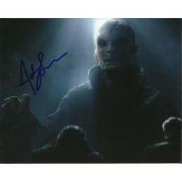 ANDY SERKIS SIGNED STAR WARS 8X10 PHOTO (2)