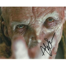 ANDY SERKIS SIGNED STAR WARS 8X10 PHOTO (3)