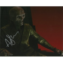 ANDY SERKIS SIGNED STAR WARS 8X10 PHOTO (5)