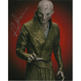 ANDY SERKIS SIGNED STAR WARS 8X10 PHOTO (7)