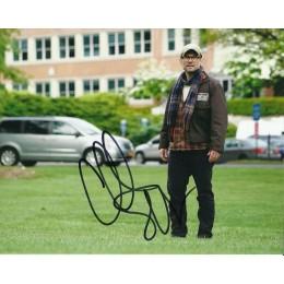CHRISTIAN SLATER SIGNED MR ROBOT 8X10 PHOTO (1)