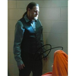 DONAL LOGUE SIGNED SONS OF ANARCHY 8X10 PHOTO