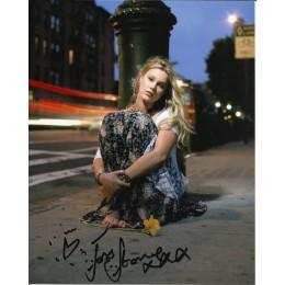 JOSS STONE SIGNED SEXY 10X8 PHOTO (1)