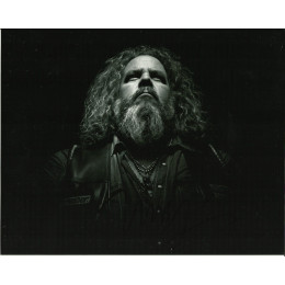MARK BOONE JUNIOR SIGNED SONS OF ANARCHY 8X10 PHOTO (4)