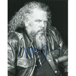 MARK BOONE JUNIOR SIGNED SONS OF ANARCHY 8X10 PHOTO (6)