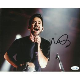 MIKE SHINODA SIGNED LINKIN PARK 8X10 PHOTO (1) ALSO ACOA CERTIFIED