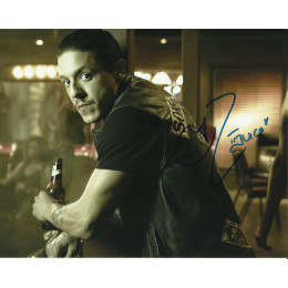 THEO ROSSI SIGNED SONS OF ANARCHY 8X10 PHOTO (4)