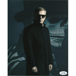 CHRISTOPH WALTZ SIGNED SPECTRE 8X10 PHOTO (2) ALSO ACOA CERTIFIED
