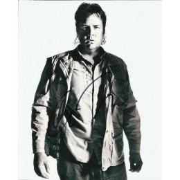 JOSH McDERMITT SIGNED THE WALKING DEAD 8X10 PHOTO (2)