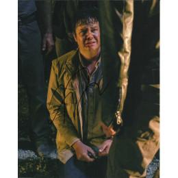 JOSH McDERMITT SIGNED THE WALKING DEAD 8X10 PHOTO (4)