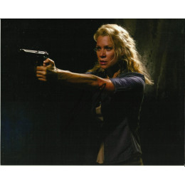 LAURIE HOLDEN SIGNED THE WALKING DEAD 8X10 PHOTO (1)