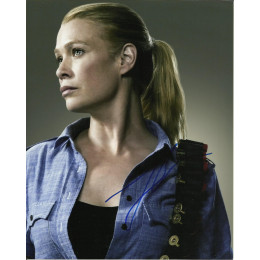 LAURIE HOLDEN SIGNED THE WALKING DEAD 8X10 PHOTO (2)