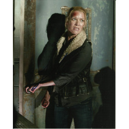 LAURIE HOLDEN SIGNED THE WALKING DEAD 8X10 PHOTO (3)
