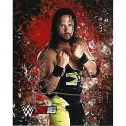 X-PAC SIGNED WRESTLING 8X10 PHOTO (1)