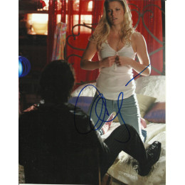 ALI LARTER SIGNED SEXY HEROES 10X8 PHOTO (3)