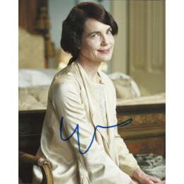 ELIZABETH McGOVERN SIGNED DOWNTON ABBEY 10X8 PHOTO (4)
