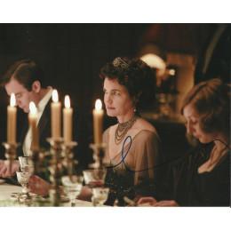 ELIZABETH McGOVERN SIGNED DOWNTON ABBEY 10X8 PHOTO (5)