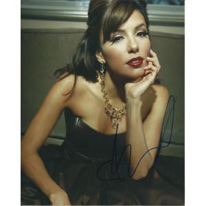 EVA LONGORIA SIGNED SEXY 10X8 PHOTO (8)