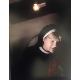 LILY RABE SIGNED AMERICAN HORROR STORY 14x11  PHOTO