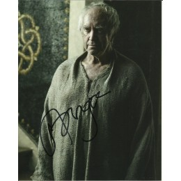 JONATHAN PRYCE SIGNED GAME OF THRONES 8X10 PHOTO (5)