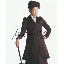 MICHELLE GOMEZ SIGNED DOCTOR WHO 8X10 PHOTO (1)