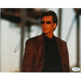 Al Pacino signed 10x8 colour Photo