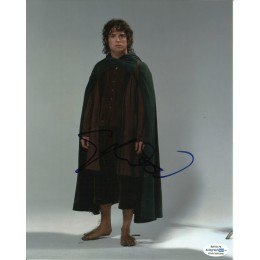 ELIJAH WOOD SIGNED LORD OF THE RINGS 8X10 PHOTO (1) ALSO ACOA CERTIFIED