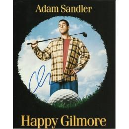 ADAM SANDLER SIGNED HAPPY GILMORE 8X10 PHOTO (1)
