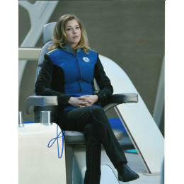 ADRIANNE PALICKI SIGNED THE ORVILLE 10X8 PHOTO (2)